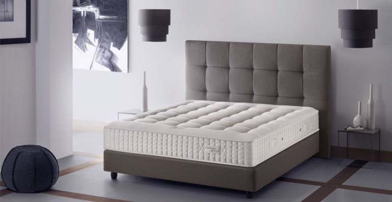 L'Excellence d'un matelas Fascination et Constellation Simmons