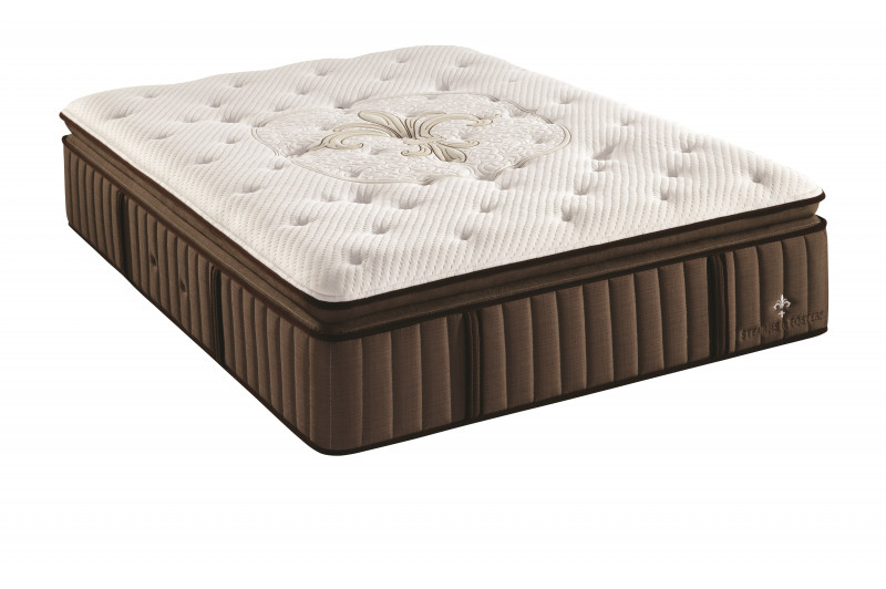 Matelas Lux Estate Plush Stearns and Foster