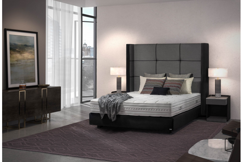 t te de lit haut de gamme alive colunex. Black Bedroom Furniture Sets. Home Design Ideas