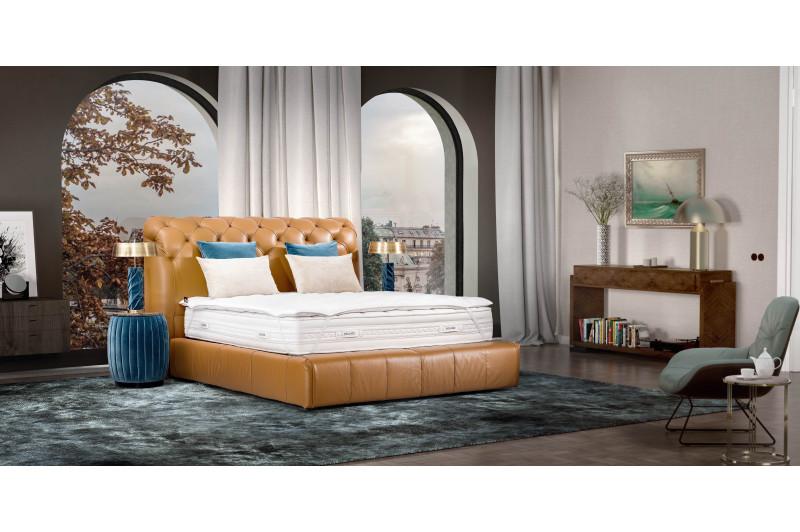 Tête de lit de prestige Plaza Colunex