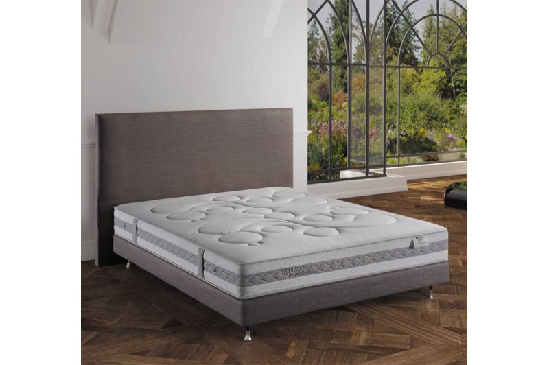 matelas fleur de coton treca. Black Bedroom Furniture Sets. Home Design Ideas