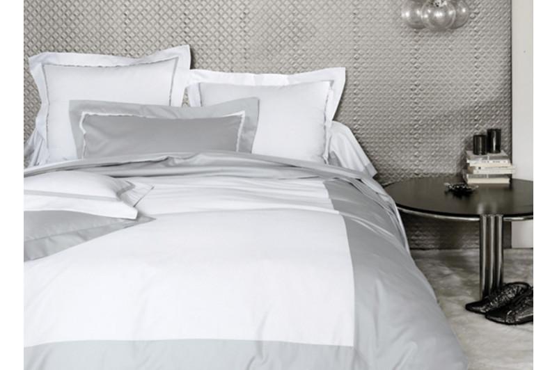 Parure de lit Amboise Métal Blanc des Vosges