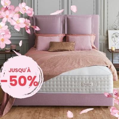 🌸 Profitez de nos fabuleuses soldes d'été 🌸 qui commencent dès demain jusqu'au 27 juillet 2021 !   Jusqu'à -50% sur un large choix de produits !  Planète Literie - 100, avenue de Ternes 75017  #literie #matelas #soldes #soldesete #sommeil #tetedelit #sommier #biendormir #nuits #literieluxe #matress #luxurybedding #luxurybedroom #luxurylifestyle #luxuryroom #luxurymatress #bedroom #bedroomdecor #bedroominspiration #bedroominspiration #decor #decorationinterieur #decoration #design #soldes2021 #soldesete